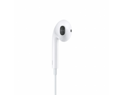 Ausinės Apple EarPods with Remote and Mic White