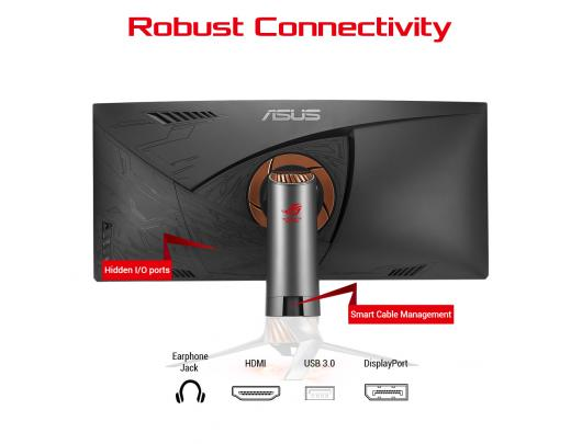 "Monitorius Asus ROG SWIFT LCD PG348Q 34"""