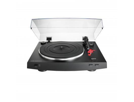 Patefonas Audio Technica AT-LP3BK