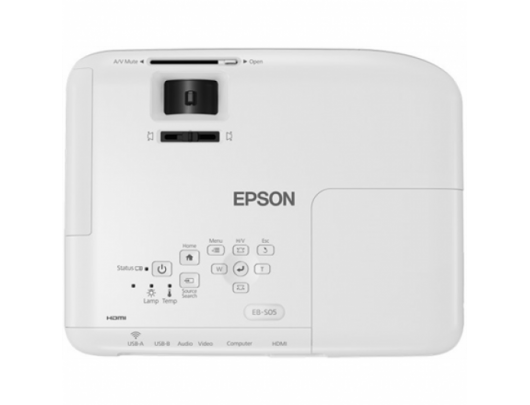 Projektorius Epson EB-S05