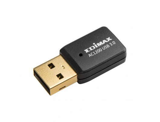Wifi adapteris Edimax AC1200 Dual-Band MU-MIMO USB 3.0 Adapter