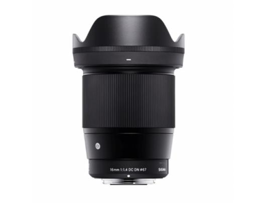 Objektyvas Sigma 16mm F1.4 DC DN Micro Four Thirds [CONTEMPORARY]