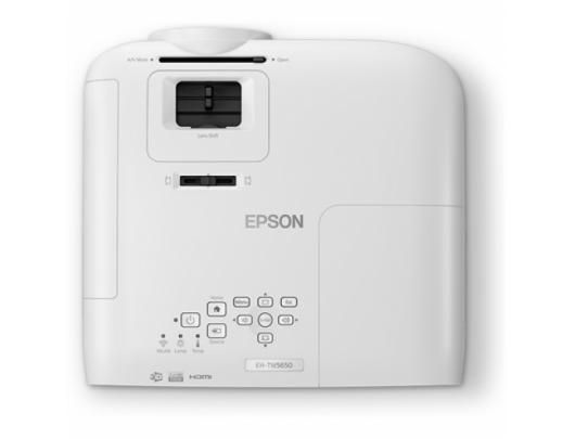 Projektorius Epson EH-TW5650