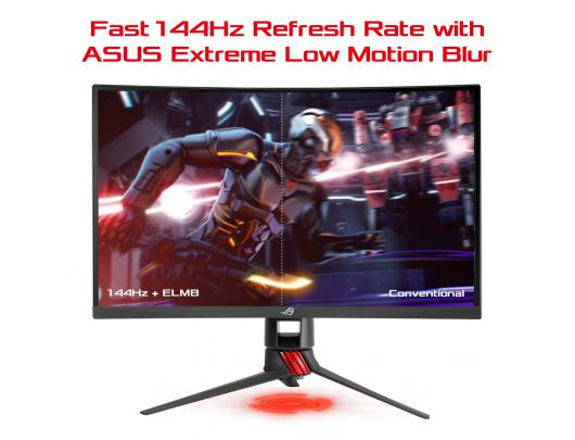 "Monitorius Asus ROG Strix LCD XG27VQ 27"""