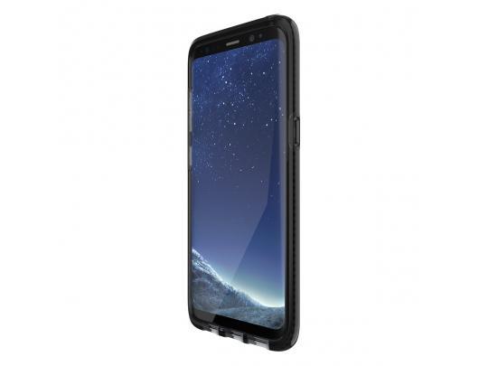 Dėklas Tech21 Evo Check Cover, Samsung S8+, Smokey/Juoda