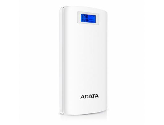 Išorinė baterija (power bank) ADATA AP20000D-DGT-5V-CWH 20000 mAh