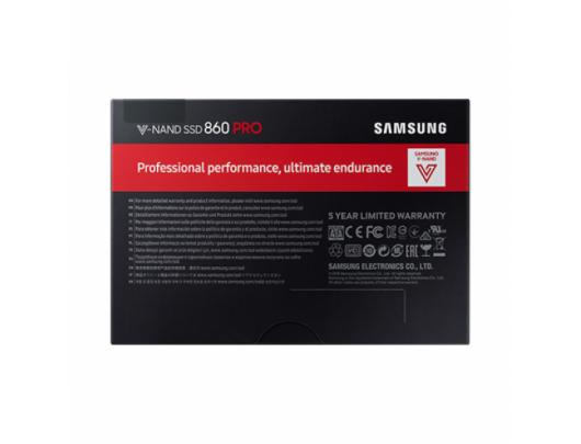 SSD diskas Samsung MZ-76P1T0B/EU, 1000 GB
