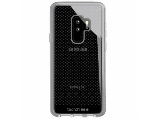 Dėklas Tech21 Evo Check for Samsung Galaxy S9 Plus, Gray