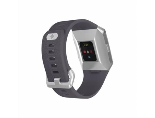 Išmanusis laikrodis Fitbit Ionic Charcoal/Smoke Gray