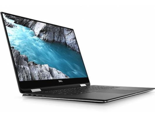 "Nešiojamas kompiuteris Dell XPS 15 9575 Silver 15.6"" TOUCH FHD i5-8305G 8 GB 256GB SSD AMD Radeon RX Vega 870 4 GB Windows 10 Pro"