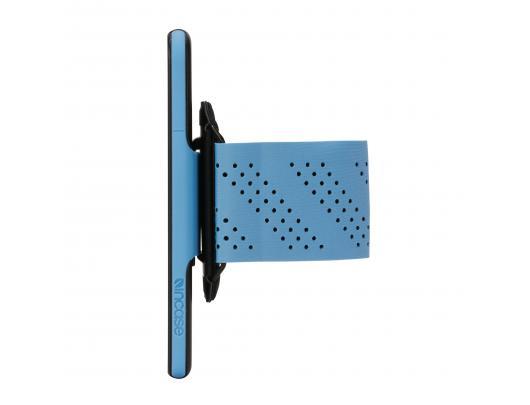 Dėklas Incase Armband Pro for iPhone X - Powder Mėlyna