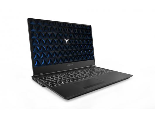 "Nešiojamas kompiuteris Lenovo Legion Y530-15ICH Black 15.6"" IPS Full HD i7-8750H 8 GB 512 GB SSD NVIDIA GeForce 1060 6 GB Windows 10"