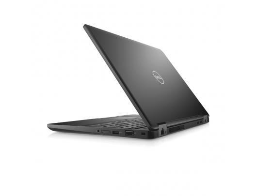 "Nešiojamas kompiuteris Dell Latitude 5590 Black 15.6"" Full HD i5-8250U 8 GB 256 GB SSD Linux"