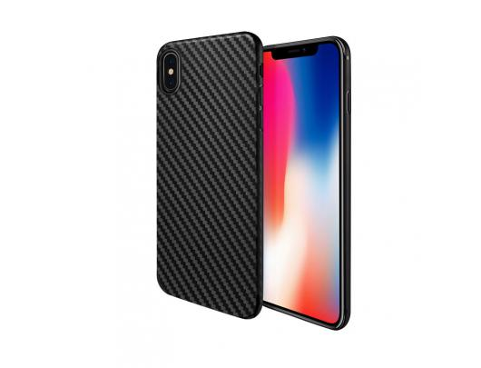 Dėklas Hoco Delicate shadow series for iPhoneX Juoda