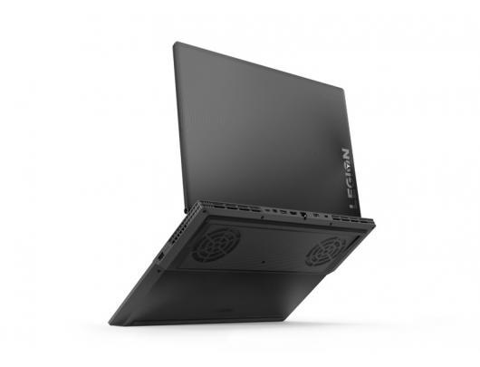 "Nešiojamas kompiuteris Lenovo Legion Y530-15ICH Black 15.6"" IPS FHD i7-8750H 16GB 512GB SSD NVIDIA GeForce 1060 6 GB Windows 10"