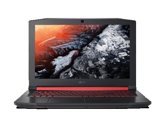 """Nešiojamas kompiuteris Acer Nitro 5 AN515-52 Black 15.6"""" IPS Full HD i7-8750H 16 GB 512 GB SSD NVIDIA GeForce 1050 Ti 4 GB Windows 10"""