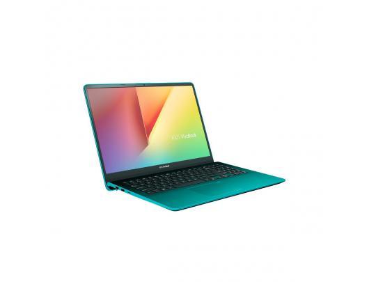 "Nešiojamas kompiuteris Asus VivoBook S530FA-BQ010T Firmament Green 15.6"" FHD i5-8265U 8GB Windows 10"