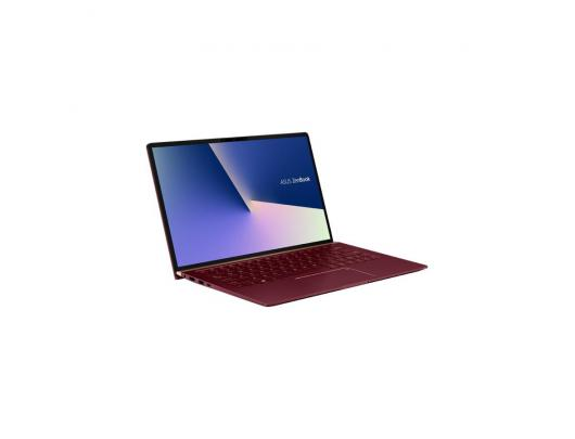 "Nešiojamas kompiuteris Asus ZenBook UX333FA-A4185T Burgundy Red 13.3"" FHD i5-8265U 8GB Windows 10"