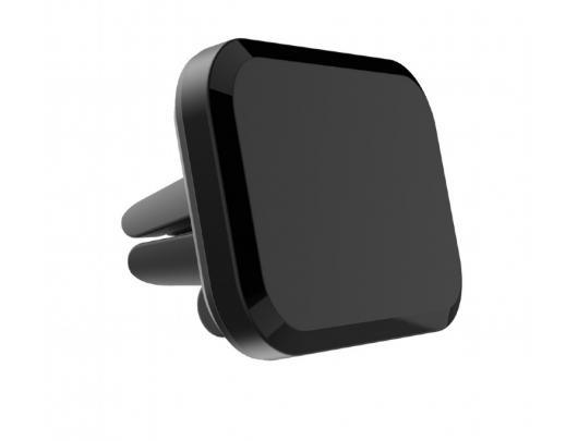Dėklas Gembird Magnetic car smartphone holder TA-CHM-01 Holder, Universal, Universal, Black