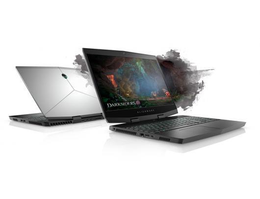 "Nešiojamas kompiuteris Dell Alienware m15 Silver 15.6"" IPS FHD i7-8750H 32GB GeForce 1060 6GB Windows 10 Pro"
