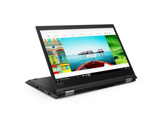 "Nešiojamas kompiuteris Lenovo ThinkPad X380 Yoga Black 13.3"" IPS TOUCH FHD i5-8250U 8GB Windows 10 Pro"