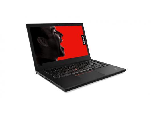 "Nešiojamas kompiuteris Lenovo ThinkPad T480 Black 14"" IPS FHD i5-8250U 8GB Windows 10 Pro"