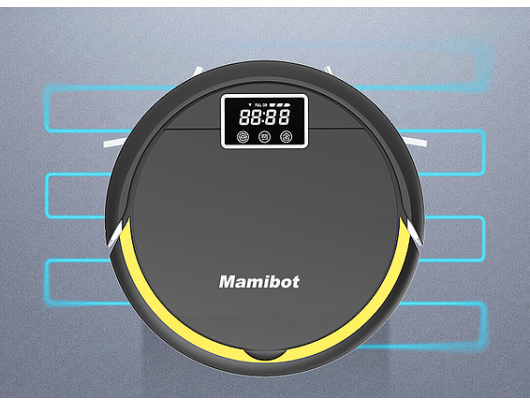 Dulkių siurblys robotas Mamibot  for pet hair cleaning Petvac300 Wet&Dry