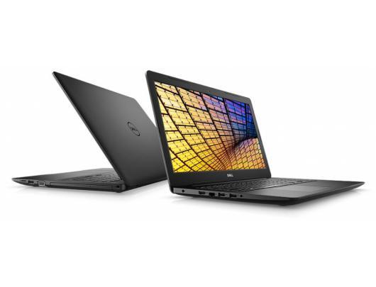 "Nešiojamas kompiuteris Dell Vostro 3580 Black 15.6"" FHD i3-8145U 4GB Windows 10 Pro"