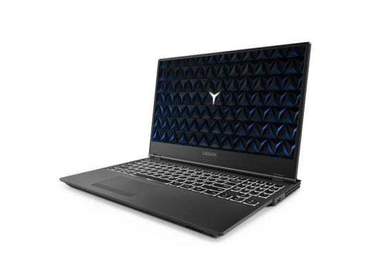 "Nešiojamas kompiuteris Lenovo Legion Y530-15ICH Black 15.6"" IPS Full HD i7-8750H 8 GB 1 TB+256 GB SSD NVIDIA GeForce 1060 6 GB Windows 10"