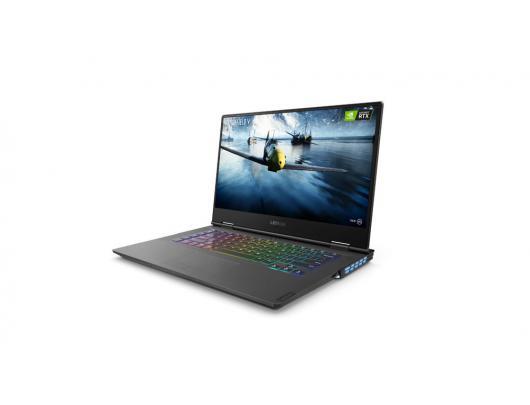 "Nešiojamas kompiuteris Lenovo Legion Y740-15ICHg Black 15.6"" IPS FHD i7-8750H 16GB 512GB SSD NVIDIA GeForce RTX 2060 6 GB Windows 10"