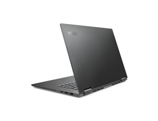 "Nešiojamas kompiuteris Lenovo IdeaPad Yoga 730-15IWL Iron grey 15.6"" IPS Full HD Touch i5-8265U 8 GB 256 GB SSD Windows 10"