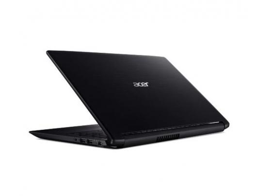 "Nešiojamas kompiuteris Acer Aspire 3 A315-53 Black 15.6"" FHD i5-8250U 6GB 500GB+128GB SSD Windows 10"