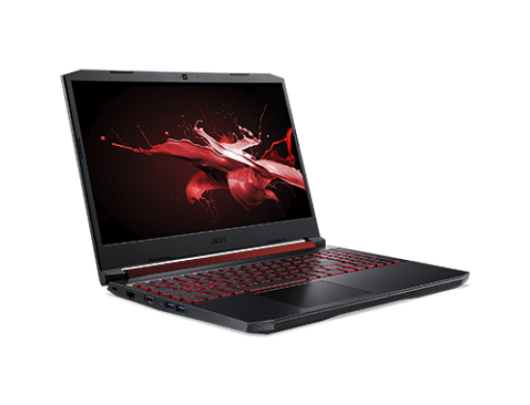 """Nešiojamas kompiuteris Acer Nitro 5 AN515-54 Black 15.6"""" IPS FHD i5-9300H 8GB 256GB SSD NVIDIA GeForce 1050 3 GB Windows 10"""