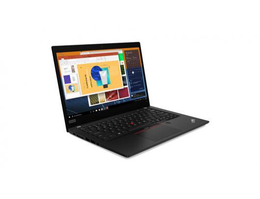 """Nešiojamas kompiuteris Lenovo ThinkPad X390 Black 13.3"""" IPS FHD i5-8265U 8GB Windows 10 Pro"""