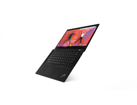 "Nešiojamas kompiuteris Lenovo ThinkPad X390 Black 13.3"" IPS FHD i7-8565U 16GB Windows 10 Pro"