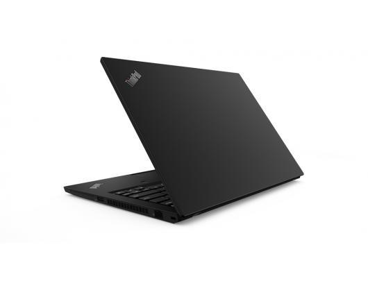 "Nešiojamas kompiuteris Lenovo ThinkPad T490 Black 14"" IPS QHD i7-8565U 16GB GeForce MX250 2GB Windows 10 Pro"