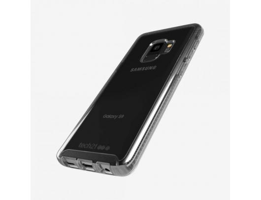 Dėklas TASSO Tech21 Pure Clear T21-5826, Samsung, Galaxy S9, Skaidrus