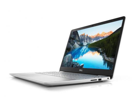 """Nešiojamas kompiuteris Dell Inspiron 15 5584 Silver 15.6"""" Full HD i5-8265U 8 GB 256 GB SSD NVIDIA GeForce MX130 2 GB Linux"""