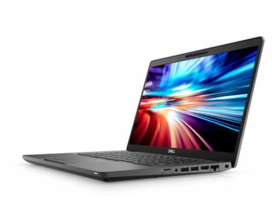 "Nešiojamas kompiuteris Dell Latitude 5400 Black 14"" Full HD i7-8665U 16 GB 512 GB SSD Windows 10 Pro"