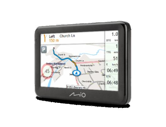 """GPS navigacija Mio Pilot 15 5"""" (12,7 cm)"""