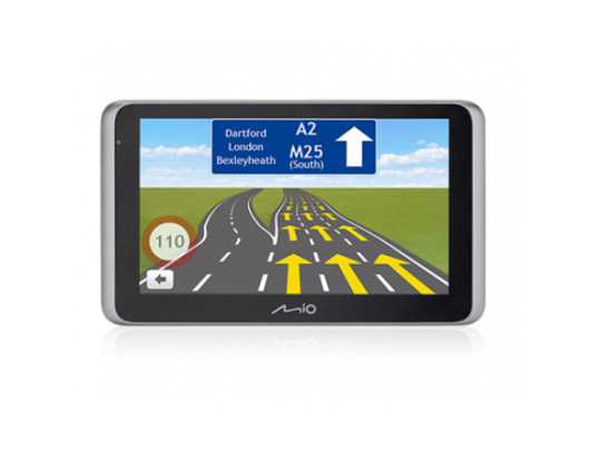 """GPS navigacija sunkvežimiams Mio MiVue Drive 65 6.2"""" (15,7 cm) Bluetooth"""