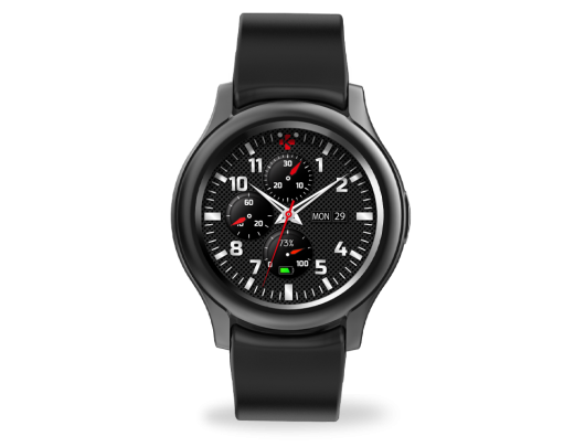 Išmanusis laikrodis MyKronoz  Zeround 3  Black