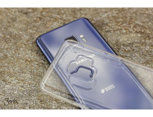 Dėklas 3MK Clear, Apple, iPhone XR, TPU, Skaidrus