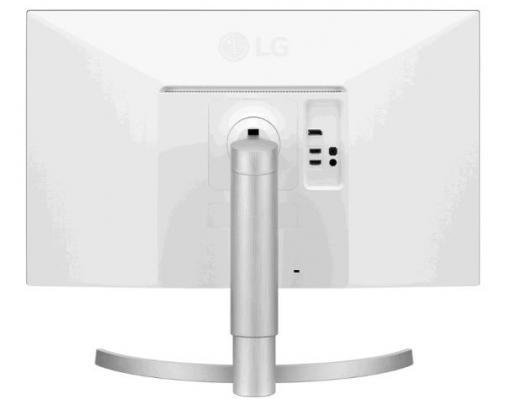 Monitorius LG 27UL550-W 4K UHD IPS 4K UHD