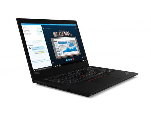 "Nešiojamas kompiuteris Lenovo ThinkPad L490 LTE 14"" IPS i5-8265U 8GB 256GB SSD Intel UHD Windows 10 Pro"