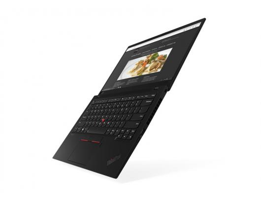 "Nešiojamas kompiuteris Lenovo ThinkPad X1 Carbon (7th Gen) LTE 14"" IPS i5-8265U 16GB 256GB SSD Intel UHD Windows 10 Pro"