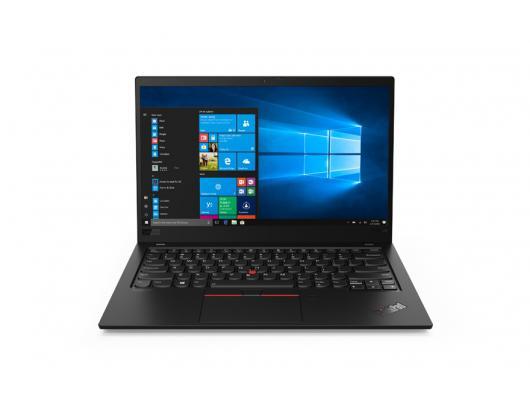 "Nešiojamas kompiuteris Lenovo ThinkPad X1 Carbon 4G LTE 14"" IPS FHD i7-8565U 16GB 512GB SSD Windows 10 Pro"