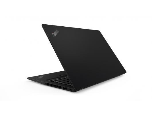 "Nešiojamas kompiuteris Lenovo ThinkPad T490s Black 14"" IPS i7-8565U 16GB 512GB SSD 4G LTE Intel UHD Windows 10 Pro"