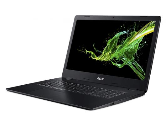 """Nešiojamas kompiuteris Acer Aspire 3 A317-51K Black 17.3"""" i3-7020U 4GB 1TB Windows 10"""