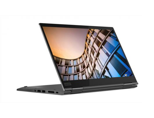 "Nešiojamas kompiuteris Lenovo ThinkPad X1 Yoga Gray 14"" TOUCH IPS WQHD i5-8265U 16GB 256GB SSD Windows 10 Pro"